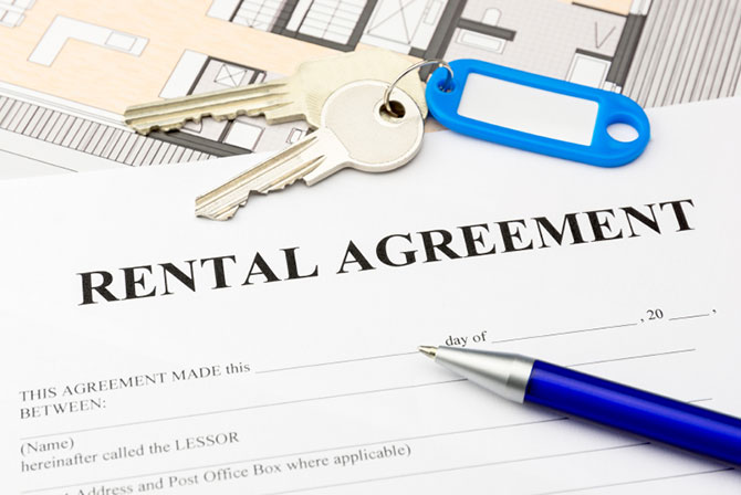 Brookline Rental Agreement Lease