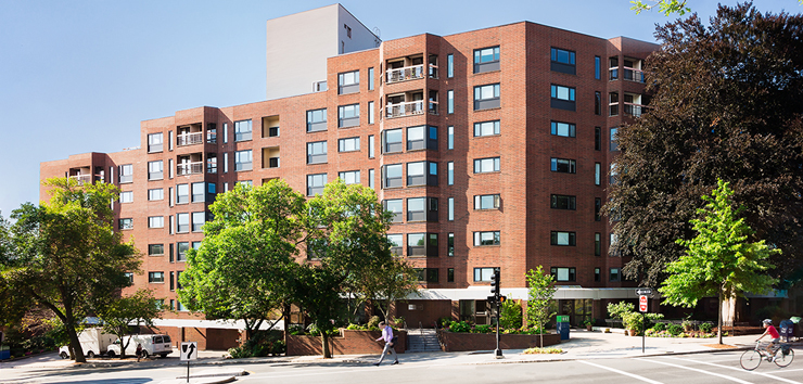 Five Best Luxury Apartment Buildings in Brookline